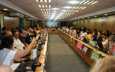 Representantes do movimento de aids conquistam cadeira inédita no Conselho Nacional de Saúde