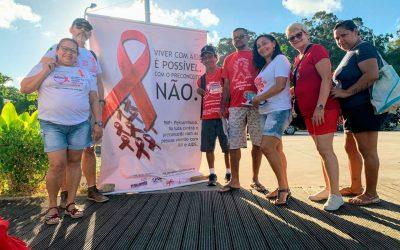 Ações marcam Dia Mundial de Luta contra a Aids no Recife