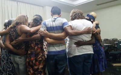 Cidadãs positivas se encontram em São Paulo para trocar experiências, afeto e aprendizados