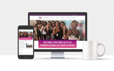 Cidadãs Posithivas lança site para levar mais informação a mulheres brasileiras