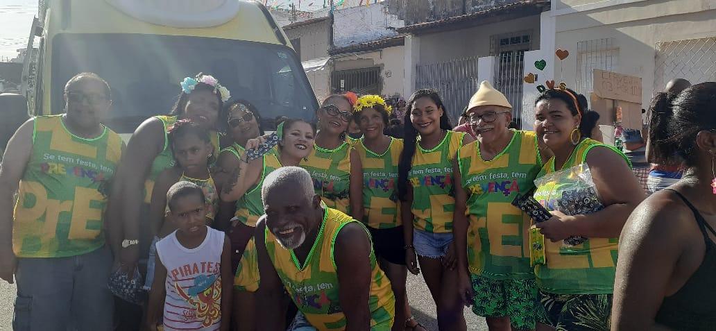 Carnaval: prazer e curtição somente com prevenção