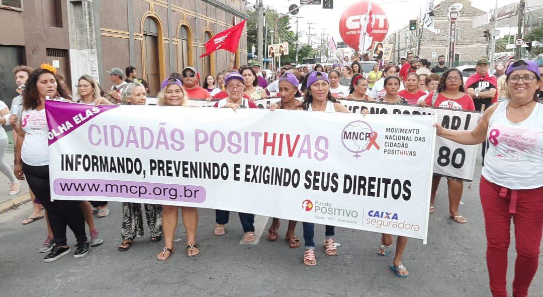 8M: Uma agenda de mobilizações em defesa dos direitos e da vida das mulheres