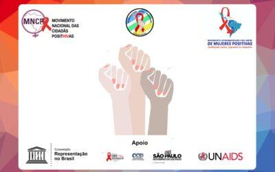 Campanha Voluntariado Pelas Américas COVID-19 E HIV