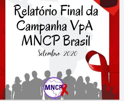 Relatório Final da Campanha Voluntariado pelas Américas – MNCP Brasil