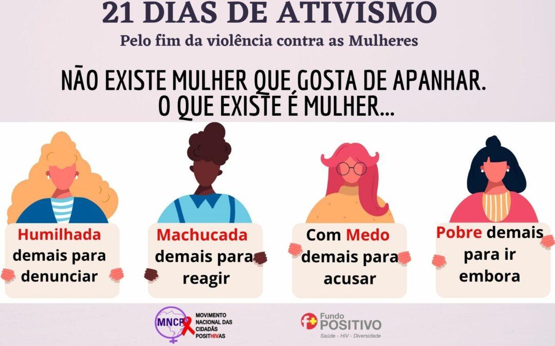 Entrevista de Jenice Pizão sobre a vulnerabilidade das mulheres que vivem com HIV/AIDS