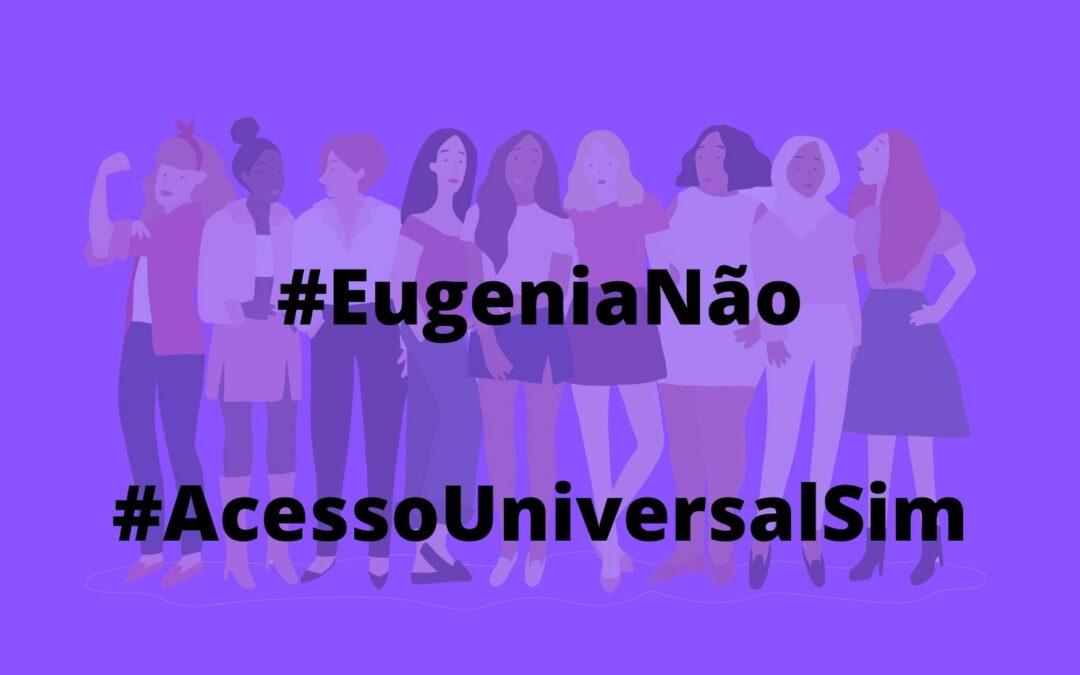 #EugeniaNão